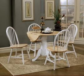 Maddie Collection 4241 Country Dining Table Set