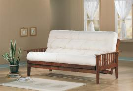 Cardinal Collection 4382 Oak Futon