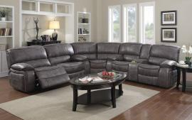 Stanton Collection 4500 Grey Reclining Sectional