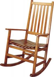 Bronson Collection 4511 Oak Rocking Chair