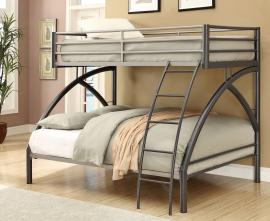 Stephan Collection 460079 Twin/Full Bunk Bed