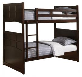 Jasper Collection 460136 Twin/Twin Bunk Bed