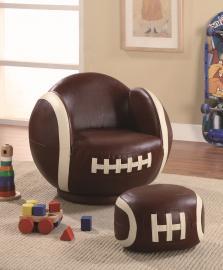 Football Collection 460179 Football Youth Furnituure Chair