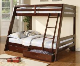 Jeffery Collection 460228 Bunk Bed