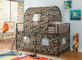 Camouflage Tent Bed 460331