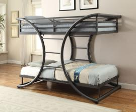 STEPHAN COLLECTION TWIN/TWIN BUNK BED