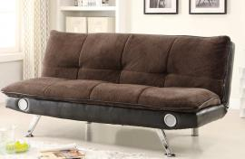 Coco Collection 500047 Bluetooth Brown Futon