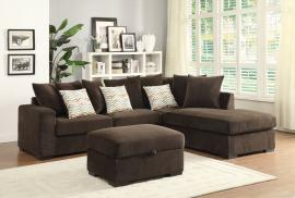 Olson Collection 500086 Sectional Sofa