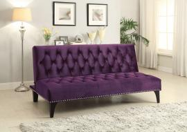 Goth Collection 500235 Futon