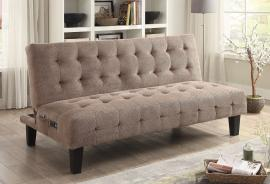 Ralph Collection 500295 Futon with Power Outlet