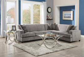 Tess Collection 500727 Sectional Sofa