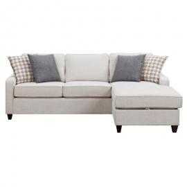 Scott Living Montgomery 501170  Reversible Chaise Sectional Sofa