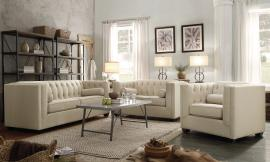 Cairns Collection 504904 Sofa & Loveseat Set