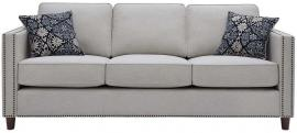 Coltrane Collection by Coaster 506251 Putty Woven Fabric Sofa