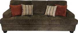 Griffin by Coaster 508381 Brown Chenille Fabric Sofa