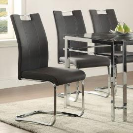 Betmar by Homelegance Dining Side Chair 5178GYS Set of 2