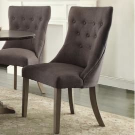 Anna Claire by Homelegance 5428-S2 Dining Side Wing Chair Set of 2