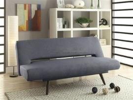 Shaden Collection 550139 Modern Office Grey Futon