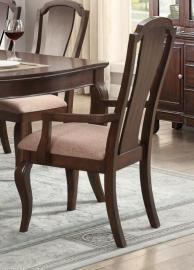 Coleraine by Homelegance 5536A Dining Arm Chair Set of 2