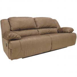 Hogan Mocha Collection 5780281 Reclining Sofa