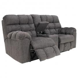 Acieona-Slate Collection 58300 Reclining Loveseat