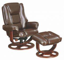 Quincy Collection 600086 Glider & Ottoman