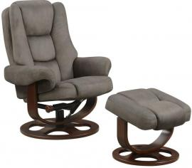 Abraham Collection 600096 Glider & Ottoman