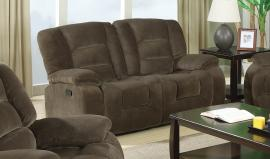 Charlie Collection 600992 Reclining Loveseat
