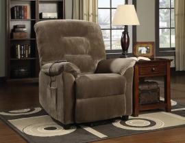 Coranado Collection 601025 Brown Sugar Power Lift Recliner