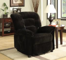 Coranado Collection 601026 Chocolate Power Lift Recliner
