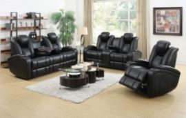 Stark Collection 601741P Reclining Sofa & Loveseat Set