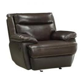 Top Grain Macpherson Motion Single Recliner by Coaster 601813