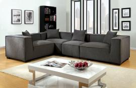 Langdon Collection 6037GY Sectional Sofa Set