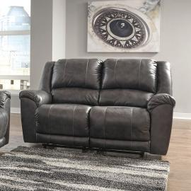 Persiphone-Charcoal Collection 60701 Power Reclining Loveseat