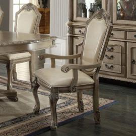 Chateau De Ville by Acme 64068 Dining Arm Chair Set of 2