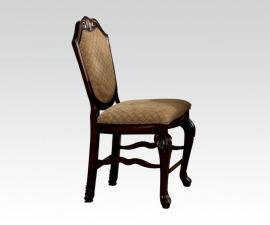 Chateau De Ville by Acme 64084 Counter Height Chair Set of 2