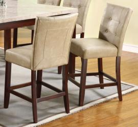 Britney by Acme 67055 Counter Height Chair Set of 2