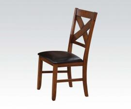 Apollo by Acme 70003 Dining Side Chair Set of 2