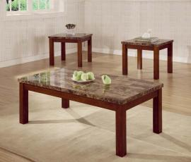 Sutter Creek Collection 700305 Coffee Table Set