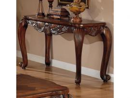 Coaster 700469 Warm Brown Sofa Table