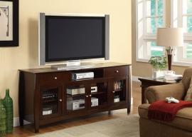 Guy Collection 700693 Dark Walnut Finish TV Stand