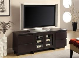 Oasis Collection 700695 Cappuccino Contemporary TV Stand