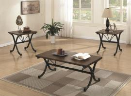 Scott Living 700866 3PC Coffee Table Set