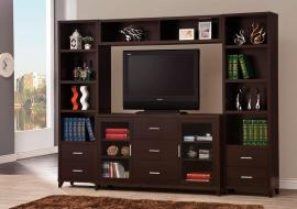 Batta Collection 700881 Entertainment Wall Unit