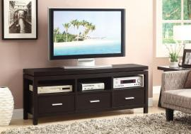 Walkers Collection 700885 Cappuccino Finish TV Stand
