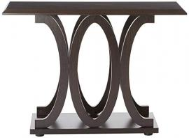 Coaster 703149 Cappuccino C Design Sofa Table