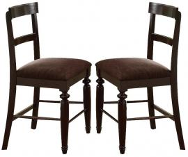 Bandele by Acme 70387 Counter Height Chair Set of 2