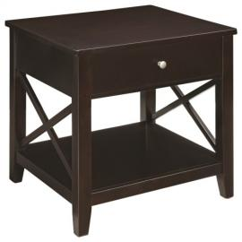 Scott Living 705687 End Table