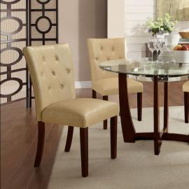 Baldwin by Acme 70968 Dining Chair Set of 2