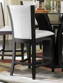 Daisy by Homelegance  Counter Height Chairs 710-24W Set of 2